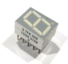 TDSR3150 - Afficheur 7 segments 10mm Rouge anode commune