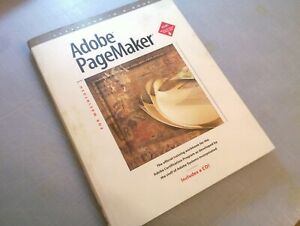 Adobe PageMaker 6.0 Classroom in a book Manual for Macintosh (CD NOT INCLUDED)