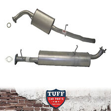 PE Ford Courier 2.6lt 2wd 4wd Standard Cat Back Exhaust Muffler System Catback