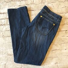 """G BY GUESS """"ELLIOT STRAIGHT"""" Woman's  Denim Jeans Size 31"""