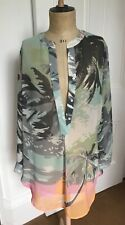 NEXT. Tunic top// blouse/ beach cover up / swimwear.  Size 14s