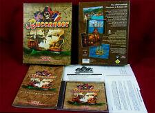 PC DOS: Buccaneer: SOTTO BANDIERA NERA-SSI 1997