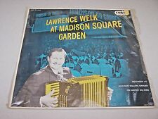 1956 LAWRENCE WELK At Madison Square Garden EASY LISTENING Album/Coral Records