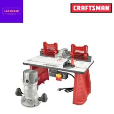 Craftsman Router Table Combo Universal Power Miter Gauge Wrench Fence Hardware