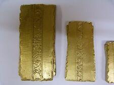 Star Trek DS9 Latinum Gold Bars prop..