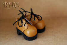 BHC Leather Shoes for Kenner Blythe doll Licca / Azone / Pullip -FW079