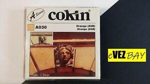 COKIN - FILTRO A030 ORANGE (85B) - per fotocamera up to 62mm