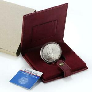 Belarus 20 rubles Sailing Ships The Sedov silver coin 2008
