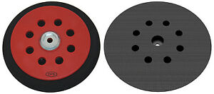 Platorello per Festool RO150 - 8 Fori Disco abrasivo Ø 150mm Velcrati - DFS