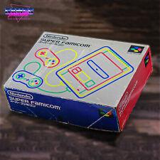 Nintendo Super Famicom - Super Nintendo - SNES - Konsole - OVP - Controller GRAU