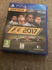 F1 2017: Special Edition (Sony PlayStation 4, 2017)