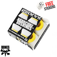 Bones Skateboard Truck Bushings 4 Pack Truck Rubbers, Medium