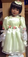 AVON Special Memories Olivia African American Porcelain Doll 2000