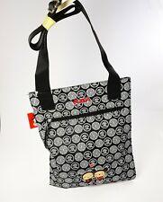 Tracolla Borsa Spalla PUCCA FUNNY LOVE BLACK by PREMIERE Misura Grande 30x36 cm