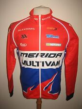 Merida Multivan WORN by VAN HOUTS jersey shirt cycling maillot trikot mtb size S