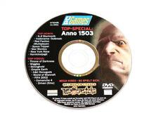PC Games DVD Return to Castle Wolfenstein Space Tripper Star Monkey Wiggles etc