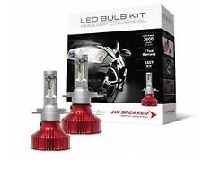 JW Speaker 3600 H4 6200k white Driverless LED Headlight Kit part # 990004D