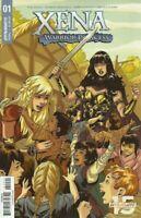 Xena Warrior Princess #1 Lupacchino Var Dynamite Comic 1st print 2019 unread NM