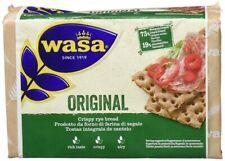 Wasa Original Fette di Pane di Segale Croccante - 275g