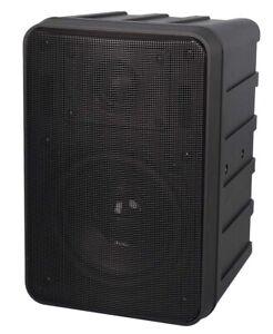 PAAR Phonic SE 206 Passiv Inddor Outdoor Lautsprecher Speaker
