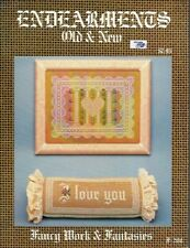 Endearments Old & New Fancy Works & Fantasies F-208 1984 Needlepoint Patterns