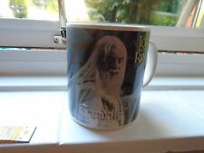 LORD OF THE RINGS MUG. GANDALF .LORD OF THE RINGS AND THE TWO TOWERS. NEW.