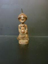 afrikanische songye figur aus dem kongo.