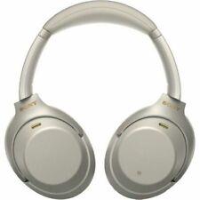 Sony Wh-1000xm3 Bluetooth sans fil bruit Suppression Écouteurs Stéréo Argent