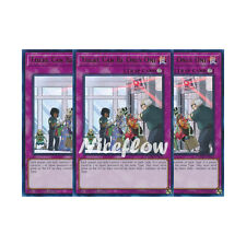 3x There Can Be Only One DUDE 1st Edition Ultra Rare Card Playset NM Yugioh Set