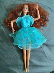 Vintage 1993 Kayla Locket Surprise Barbie Friend Loose TLC Play Or OOAK NR