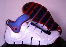 NEW NIKE AIR LEBRON JAMES IV 4 15 WHITE BLUE RED SOLDIER BASKETBALL SHOES 10. 5