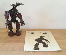 LEGO Lord of the Rings TREEBEARD ENT from 10237 Tower of Orthanc w Instructions