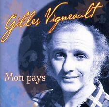 Gilles Vigneault - Mon Pays [New CD]