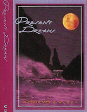 Richard A.Musk & Wendy ‎ Present Dreams CASSETTE ALBUM NEW AGE INSTRUMENTAL