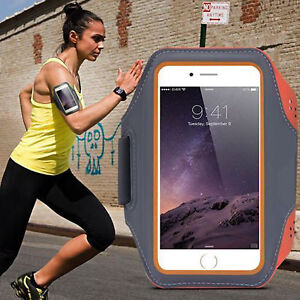 Sports jogging running gym Armband Apple iPhone 5/6/7/8Plus X XS XR arm band