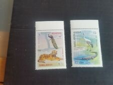 Bangladesh 1984 Sg 235-236 Dhaha Zoo MNH (T)
