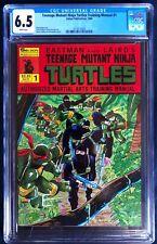 Teenage Mutant Ninja Turtles Authorized Training Manual #1 CGC 6.5 1986