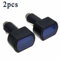 12V-24V LED Digital Car Voltage Gauge Volt Meter Voltmeter Cigarette Lighter