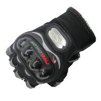 Cycling Glove Half Finger Motorbike Bike Riding Cycling Gloves Black M-XL