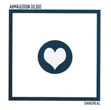 Armageddon Dildos - Sangreal - CD -