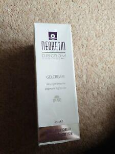 Neoretin Discrom Control Gel Cream SPF 50 40ml OOD