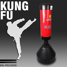 0NEW LARGE FREE STANDIN BOXING STAND HOME GYM TRAINING KICK BAG FITNESS EXERCISE