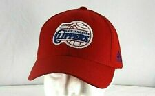 Los Angeles Clippers Red Baseball Cap Adjustable