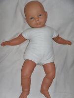 Traumdolls Antonio Juan Babypuppe Noa 50 cm mit Windel Kinderpuppe Spielpuppe
