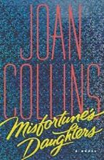 Misfortune's Daughters by Joan Collins (2005, Hardcover)