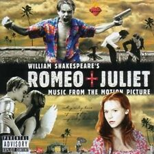 ROMEO + JULIET - ORIGINAL MOVIE SOUNDTRACK (NEW SEALED)