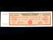 Italy:P-87a,10000 Lire,1948 * ITALIA * RARE *