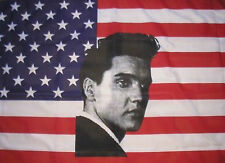 USA ELVIS PRESLEY FLAG 5' x 3' US America American The King of Rock and Roll