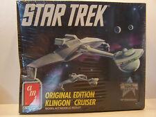 AMT Star Trek Original Edition Klingon Cruiser 25th Anniversary Model