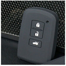 Silicone cover skin for Toyota camry Avalon rav4 Highlander prius remote keyless